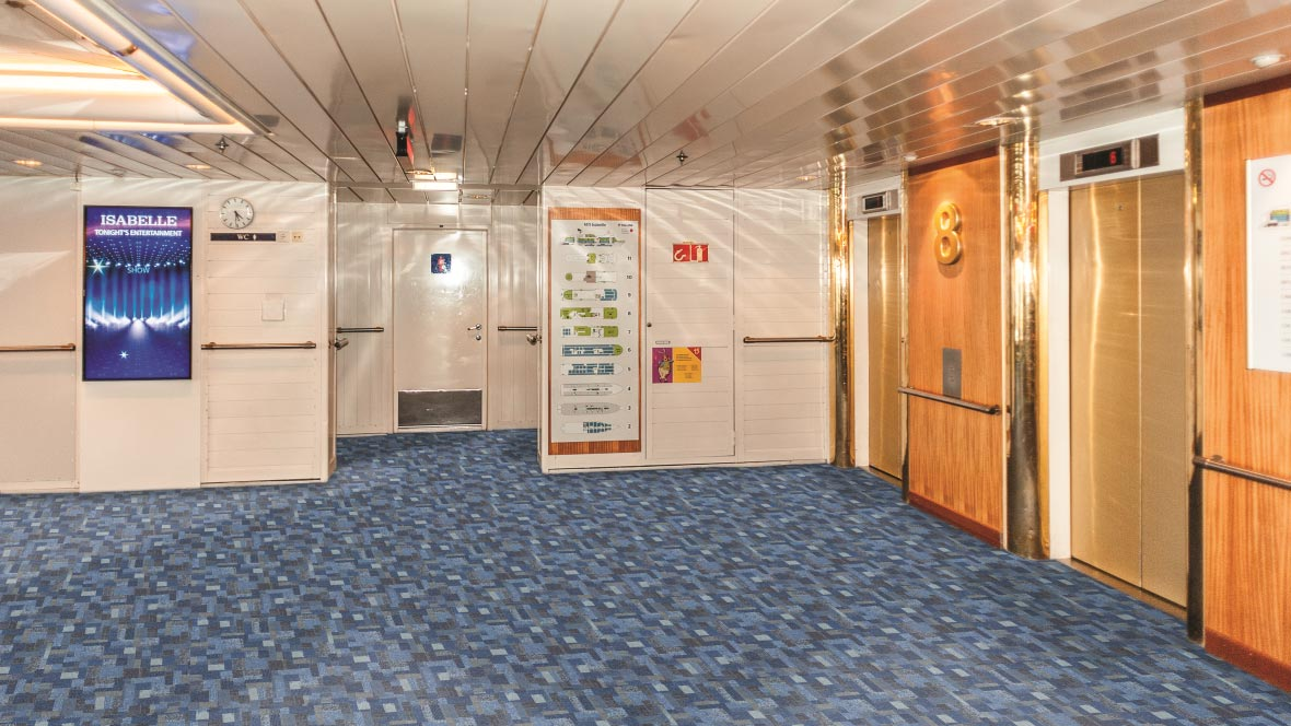 IMO Certified Flooring for Marine - Forbo Flooring Systems
