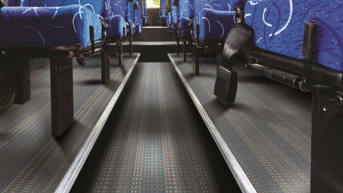 Rail Bus Amp Coach And Imo Flooring Forbo Flooring Systems Uk