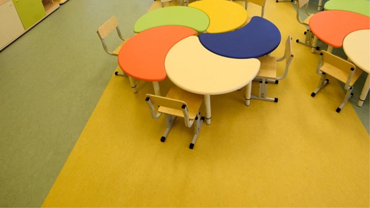 Ekaterinburg Kindergarten