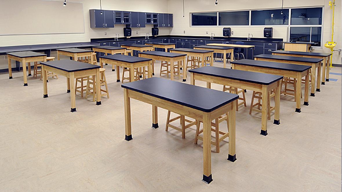 River Ridge Classroom