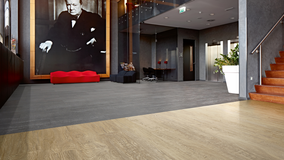 Allura Flex Loose Lay Vinyl Tile Forbo Flooring Systems