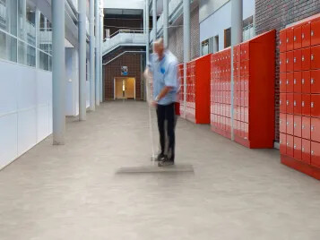 Novilon Modular vinyl tiles & planks cleaning & maintenance