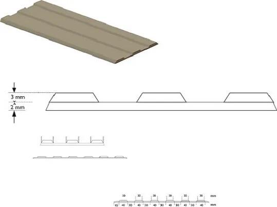 Revêtement pour escalier, sol, bande podotactile | Forbo Flooring Systems