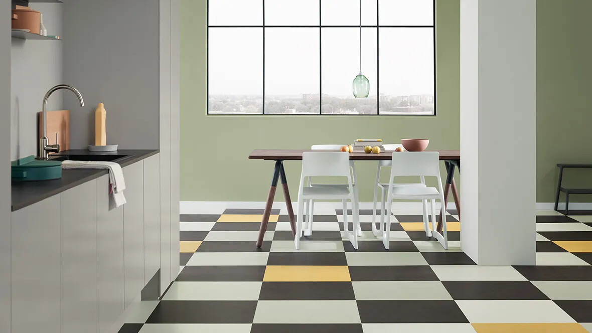 Marmoleum Click Tiles Forbo Flooring Systems