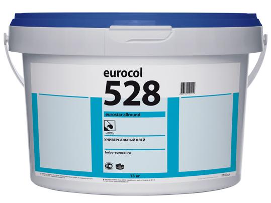 Eurocol_528 Eurostar Allround клей для LVT