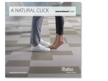 Marmoleum Click folleto