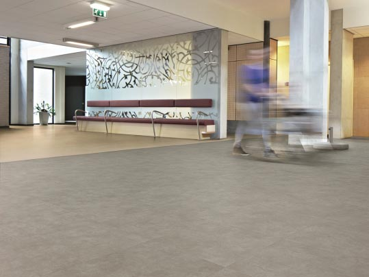 Allura LVT in aged care