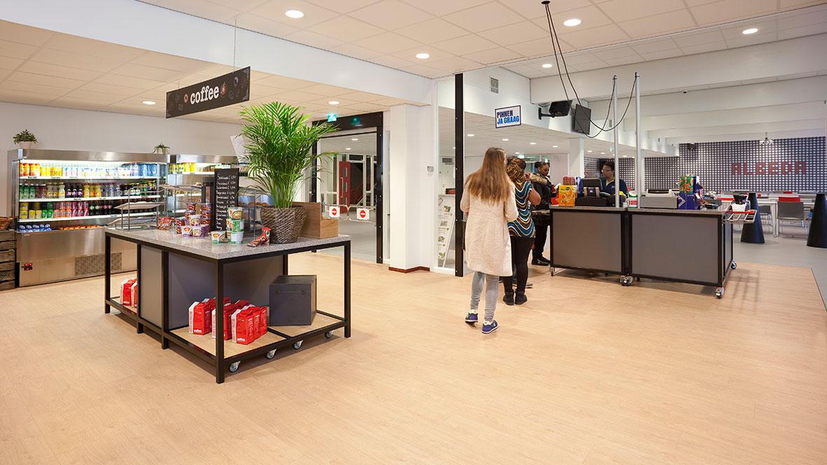 Albeda College Rotterdam location Haastrechtstraat