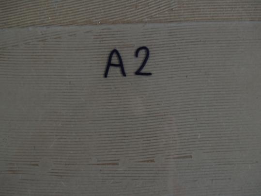 A2 lijmrillen