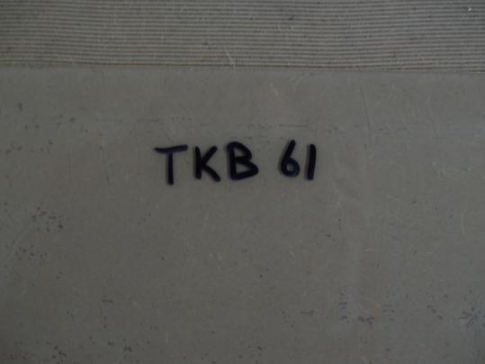TKB61 lijmrillen