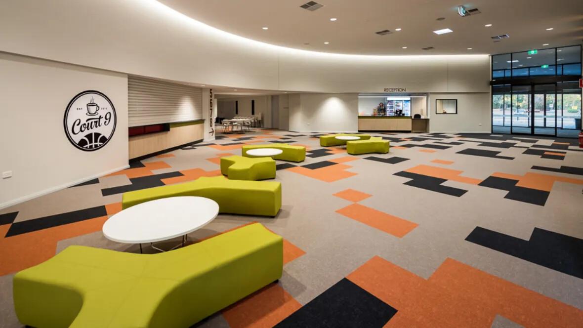Warwick Leisure Centre 3