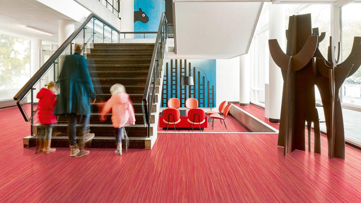 Marmoleum Striato Colour linoleum flooring