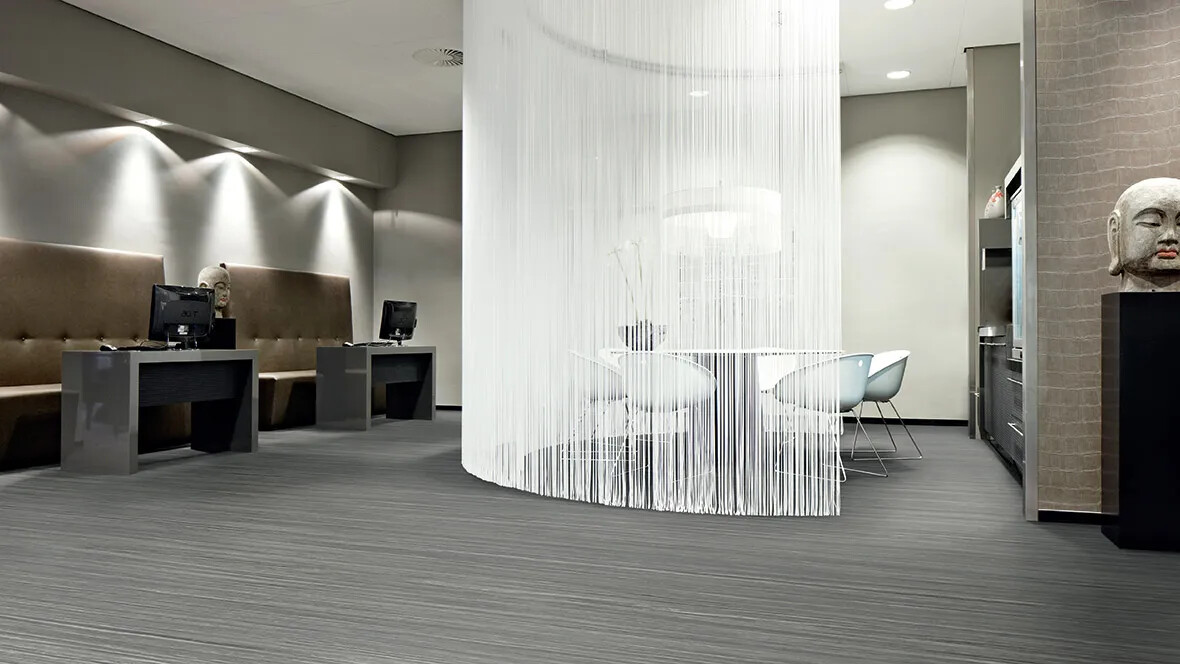 Marmoleum Striato Original 5237 office