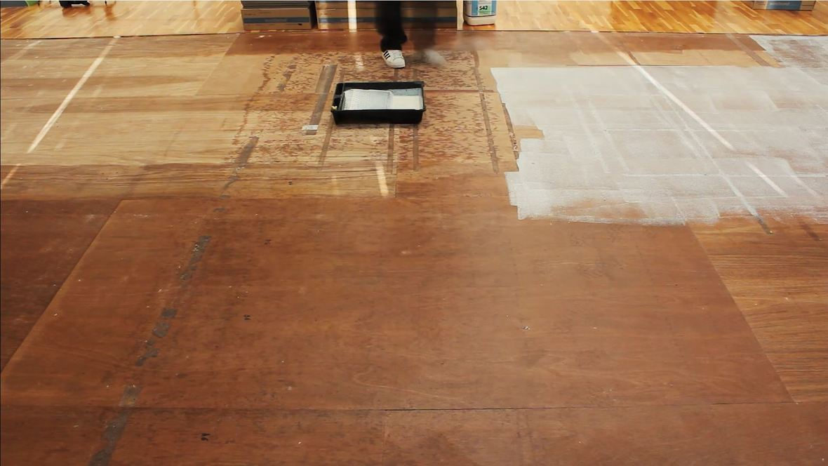 Subfloor cleaning