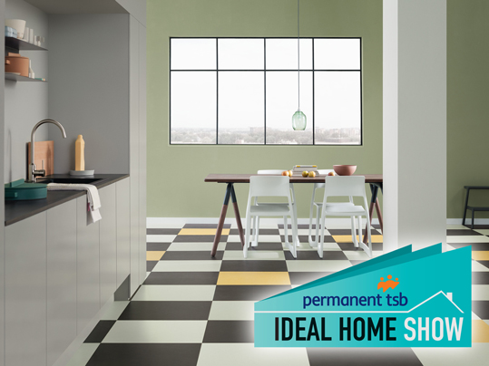 Marmoleum Click - Ideal Homes