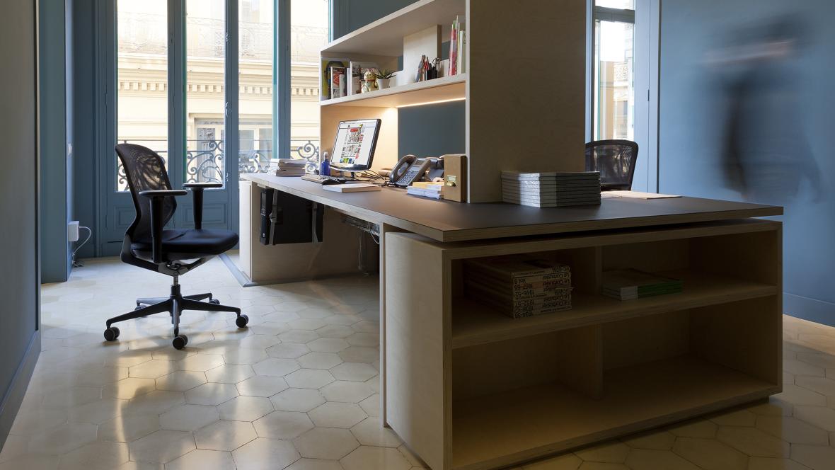 Gustavo Gili Office