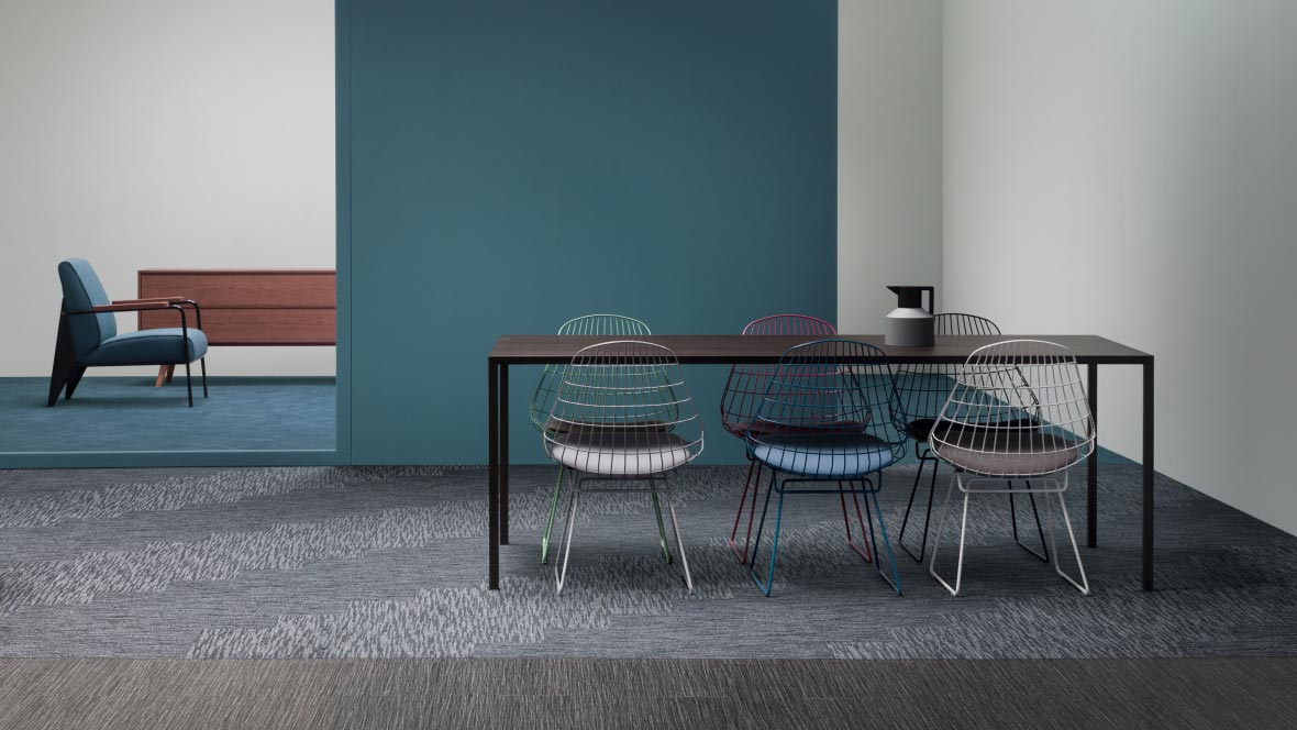 Tessera  Westbond   Flotex carpet tiles. Tessera Commercial Carpet Tiles   Forbo Flooring Systems UK