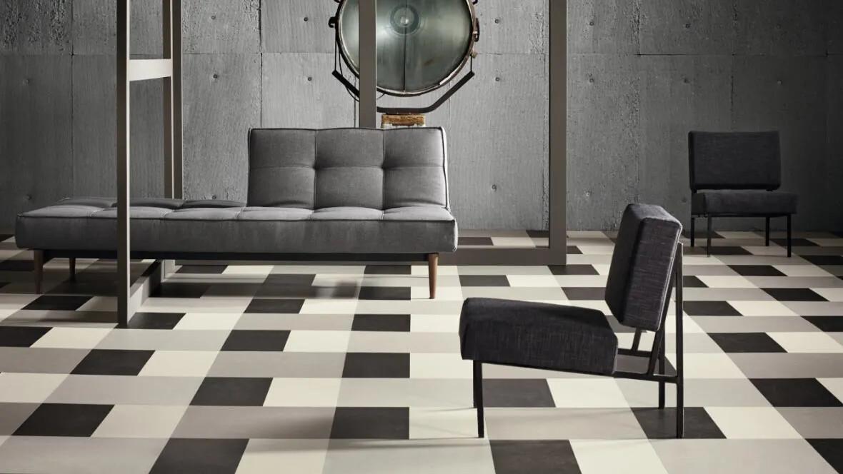 Marmoleum Modular tiles