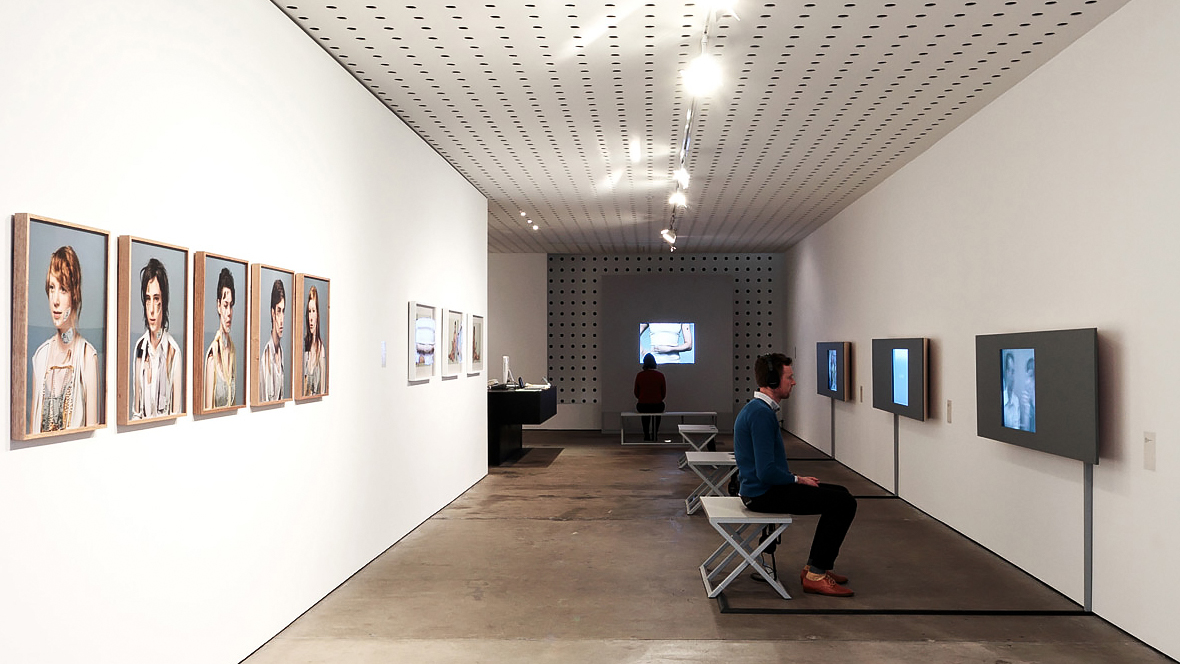 True Self Exhibition Design