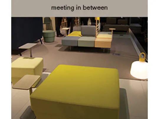 Meetings in between - Swedese