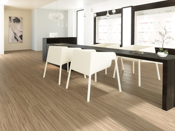Marmoleum Nature light zebrano