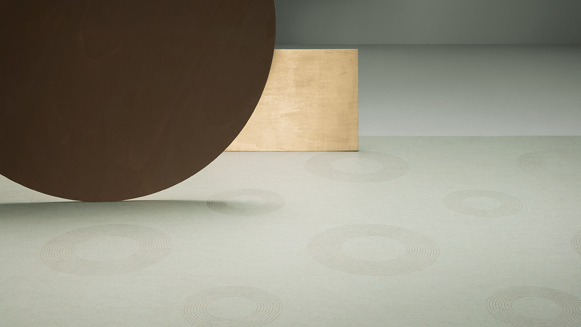 Marmoleum Signature Circle 3884