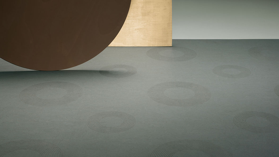Marmoleum Signature CIRCLE 3884 medium B
