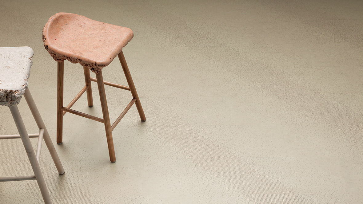 Marmoleum Signature Raw Flow