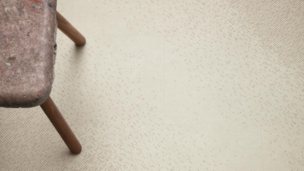 Marmoleum Signature tiles