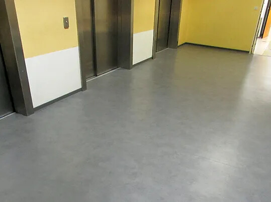 Sol pose non collée Modul'up parties communes - Habitat | Forbo Flooring Systems