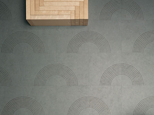 Marmoleum Signature Circle