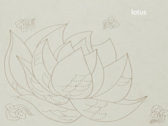 Signature Tattoo lotus