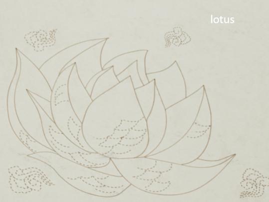 Signature Tattoo lotus