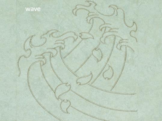 Signature Tattoo Wave