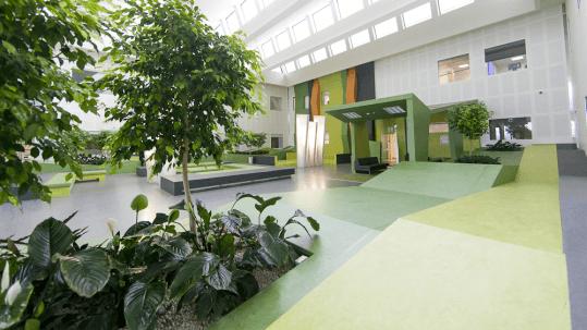Healthcare Amp Hospital Flooring Forbo Flooring Systems