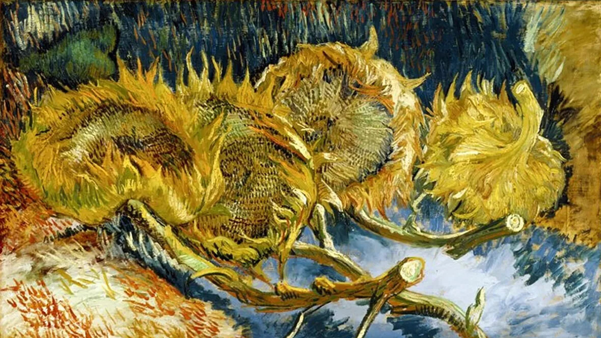 Flotex inspirovaný Van Goghem