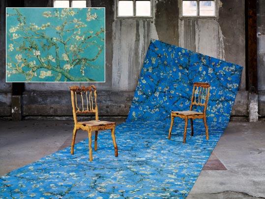 Almond Blossom. Van Gogh ...