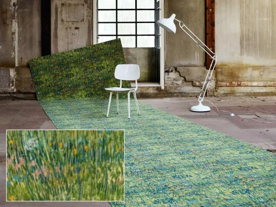 Flotex Van Gogh 084- Grass