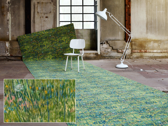 flotex vision van gogh forbo flooring systems. Black Bedroom Furniture Sets. Home Design Ideas