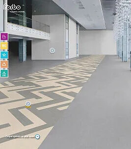 Forbo flooring - room planner