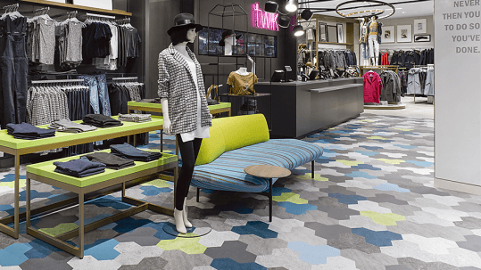 Forbo Flooring project references