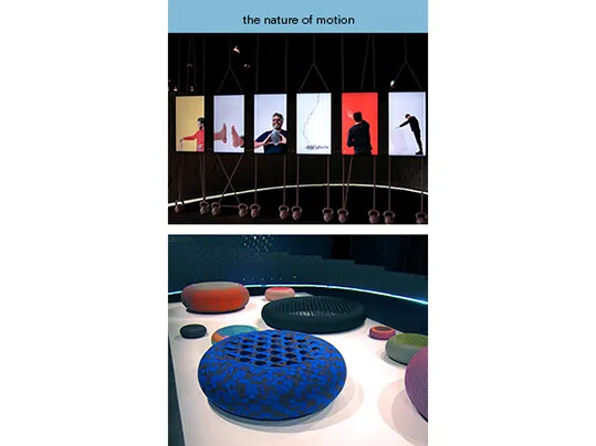 The nature of motion