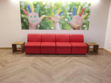 Flooring for social housing