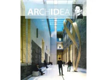 archidea 58 le magazine revêtements de sol pour les architectes by Forbo