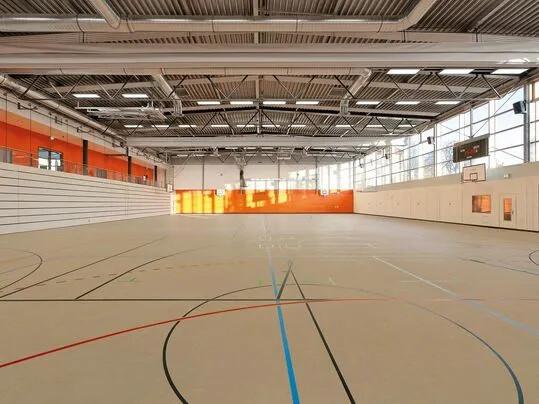 Revêtement de sol sportif pour gymnase Forbo