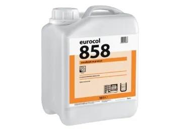 858 _ 1К=2К воднодисперсионный полиуретановый лак