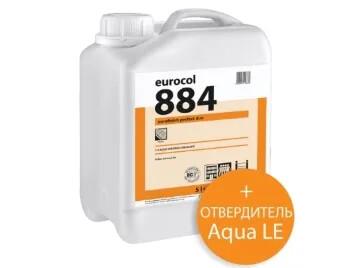 884_2-К водно-дисперсионный полиуретановый лак