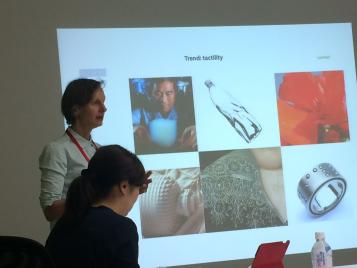 Ms. Griffioen seminar at Nomura