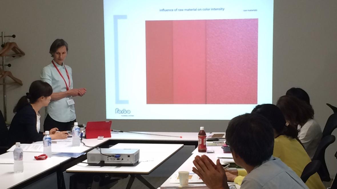 Ms. Griffioen seminar at Nomura  2