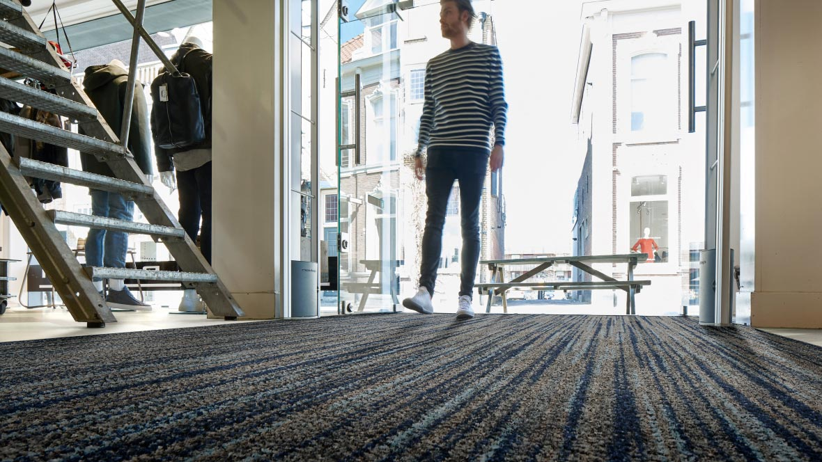 Coral Entrance Flooring Forbo Flooring Systems
